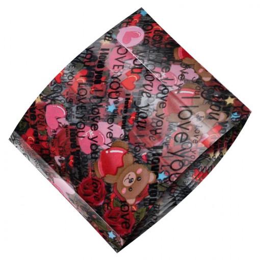 Poze Folie Transfer LUXORISE #463 Lovely Hearts