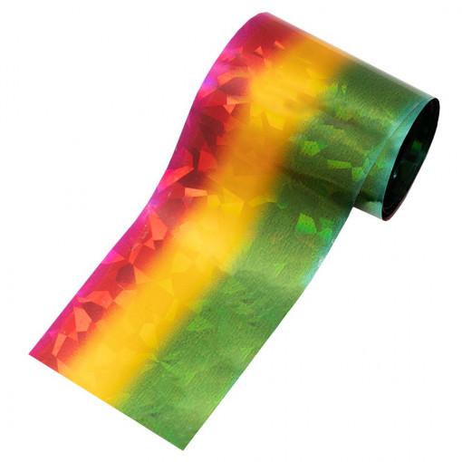 Poze Folie Transfer LUXORISE #51 Rainbow