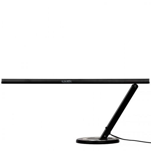Poze Lampa de Masa LUXORISE cu LED Profesionala, Black