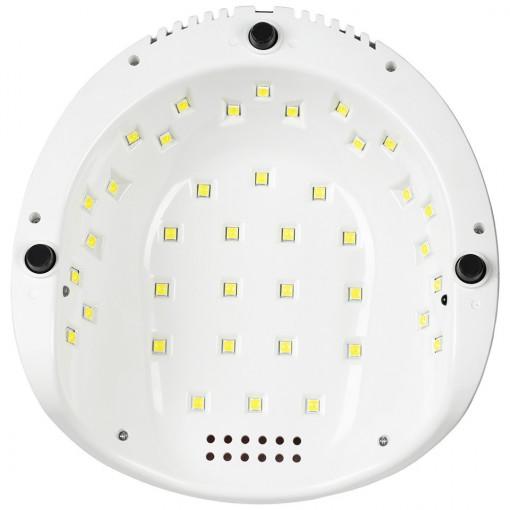 Poze Lampa UV LED LUXORISE Diamond PRO 72W, Alb
