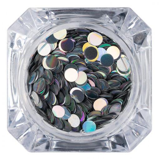 Poze Confetti Unghii LUXORISE #01 Colorful Spots