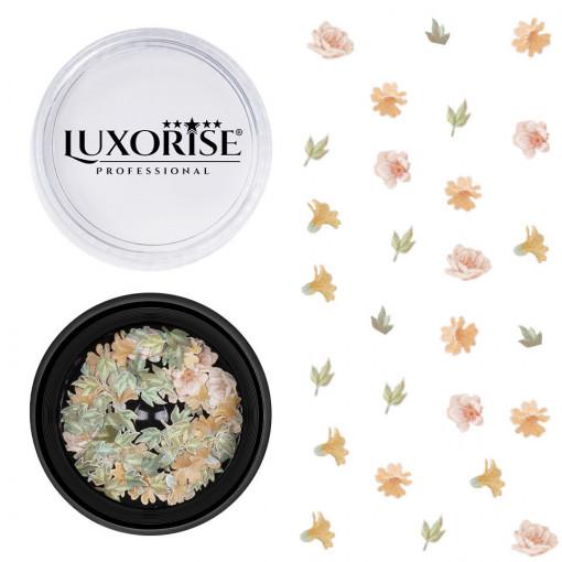 Poze Decoratiuni Unghii Nail Art Flower Fame, LUXORISE