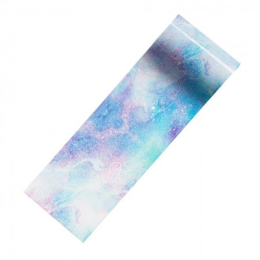 Poze Folie Transfer Unghii LUXORISE Galactic Stone #317
