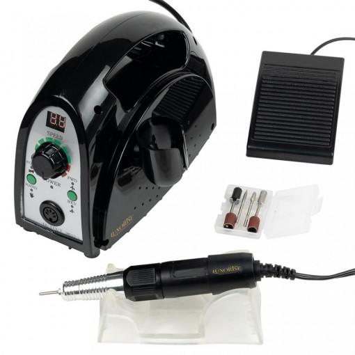 Poze Freza unghii electrica LUXORISE SPEED Master, 35.000 RPM, Negru