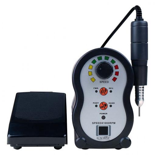 Poze Freza unghii electrica LUXORISE X-PERT Ultra, 35.000 RPM, Black