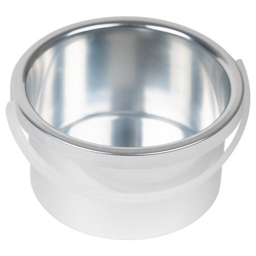 Poze Incalzitor ceara profesional LUXORISE iSMART WAX PRO 500 ml - Silver