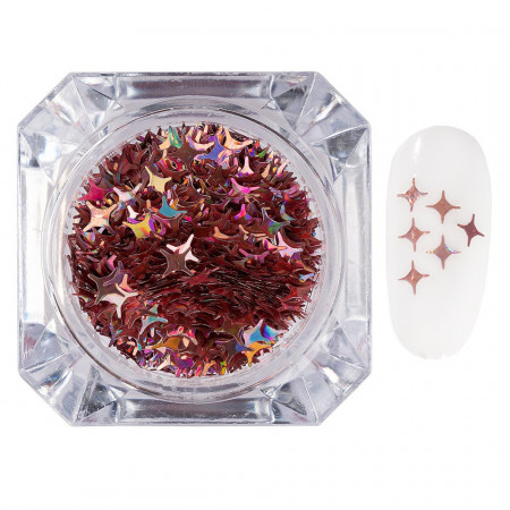 Poze Paiete Unghii LUXORISE #012 Shine Like a Diamond