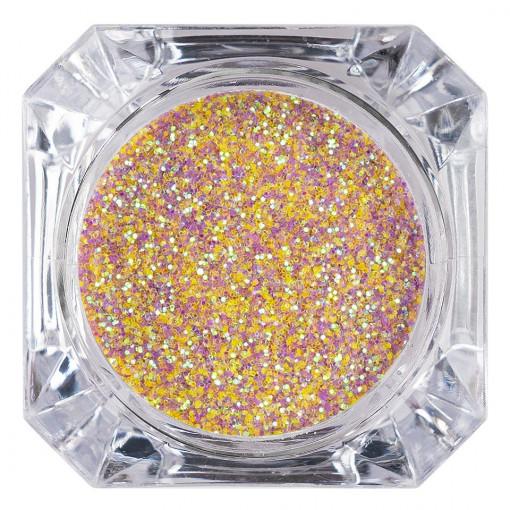 Poze Sclipici Glitter Unghii Pulbere Summer #55, LUXORISE