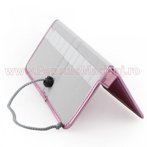 Poze Suport pentru Pensule Machiaj Pink Collection LUXORISE