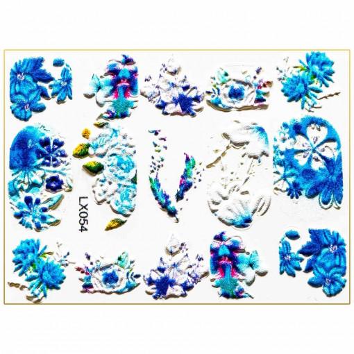 Poze Tatuaj 3D Unghii LUXORISE LX054 - Artistry