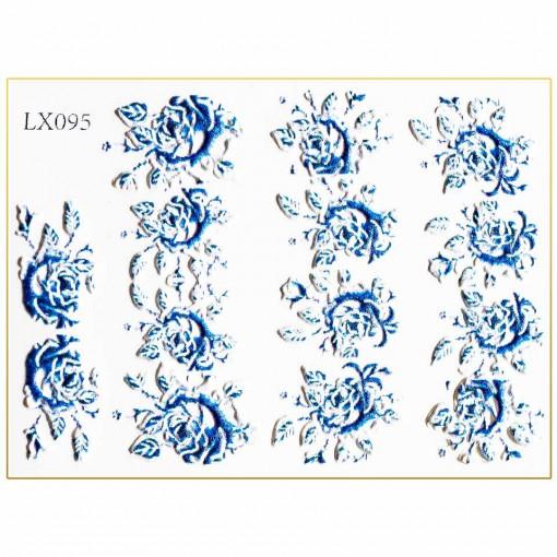 Poze Tatuaj 3D Unghii LUXORISE LX095 - Artistry