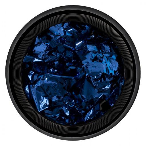 Poze Foita Unghii Unique Blue #11, LUXORISE