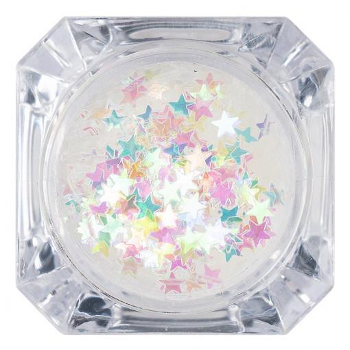 Poze Paiete Unghii LUXORISE #013 Shiny Stars