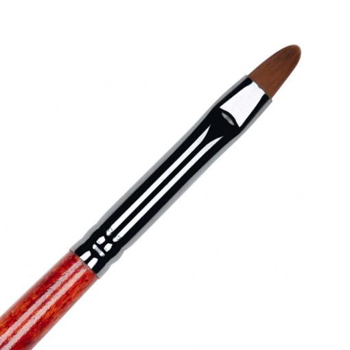 Poze Pensula Unghii Aplicare Gel UV Nr. 4, LUXORISE