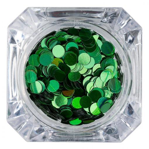 Poze Confetti Unghii LUXORISE #017 Colorful Spots
