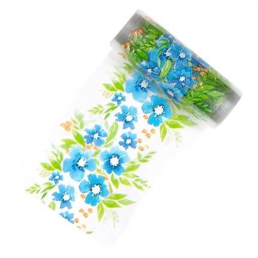 Poze Folie Transfer LUXORISE #243 Heaven Flowers