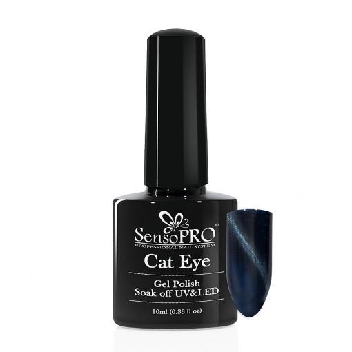 Poze Oja Semipermanenta SensoPRO Cat Eye MajorMoments #007, 10ml