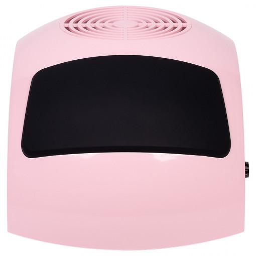 Poze Aspirator Unghii Colector Praf 80W Vortex Elite LUXORISE, Pink