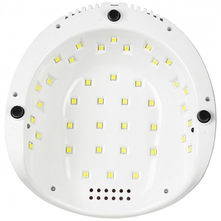 Poze Lampa UV LED LUXORISE Diamond PRO 72W, Roz