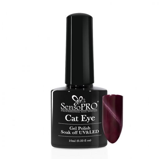 Poze Oja Semipermanenta SensoPRO Cat Eye StandOut #021, 10ml