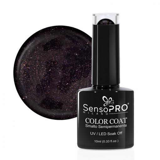 Poze Oja Semipermanenta SensoPRO Milano 074 Pearly Purple, 10ml