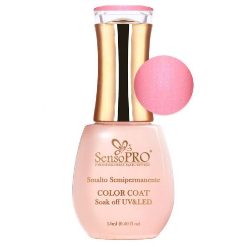 Poze Oja Semipermanenta SensoPRO Pearly Peach #039, 15ml
