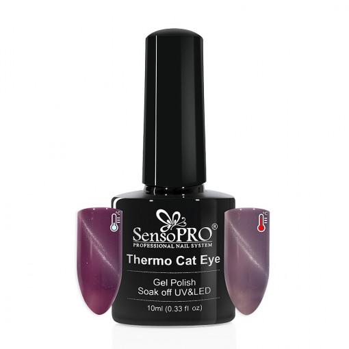 Poze Oja Semipermanenta SensoPRO Thermo Cat Eye #21, 10 ml