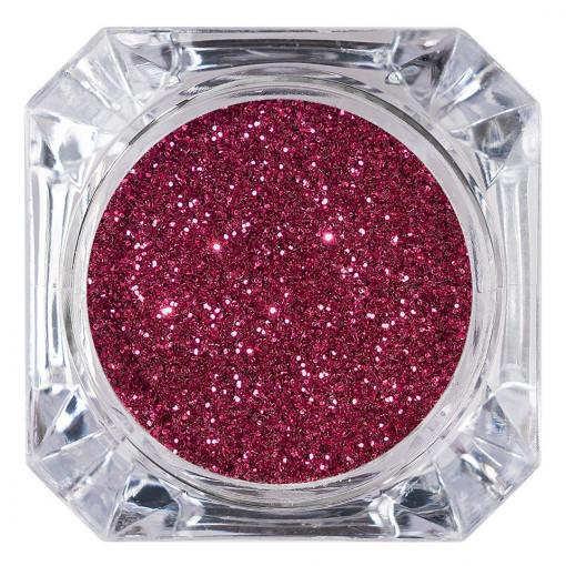 Poze Sclipici Glitter Unghii Pulbere Blood Red #29, LUXORISE