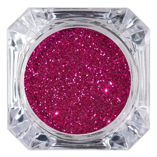 Poze Sclipici Glitter Unghii Pulbere Trandafiriu #27, LUXORISE