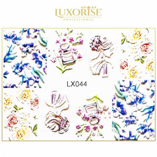 Poze Tatuaj 3D Unghii LUXORISE LX044 - Artistry