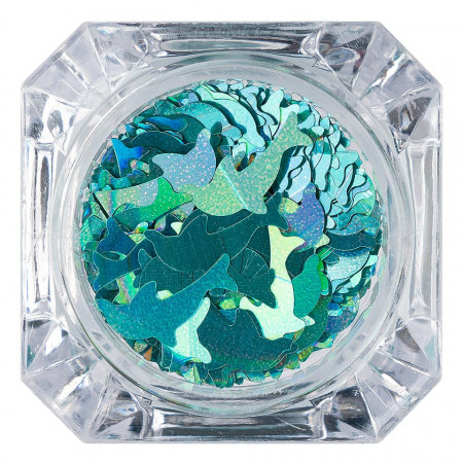 Poze Paiete Unghii LUXORISE #012 Sea Creatures