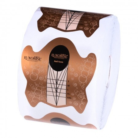 Poze Sabloane Constructie Unghii Gel LUXORISE, All Form, 500 buc