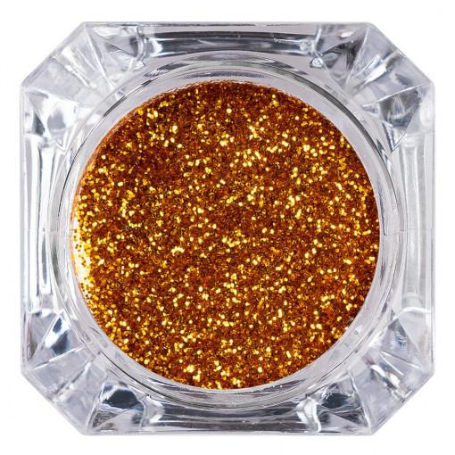 Poze Sclipici Glitter Unghii Pulbere Sunset #47, LUXORISE