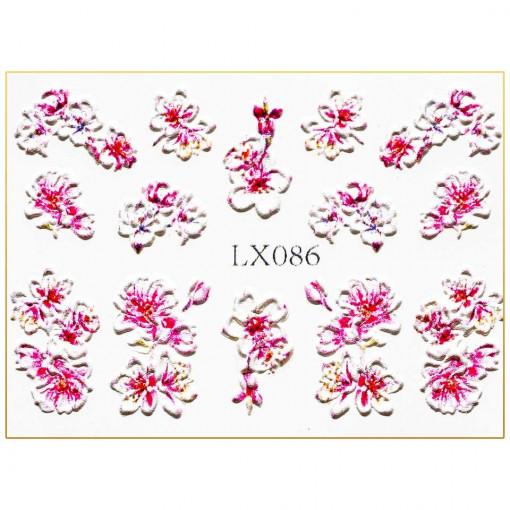 Poze Tatuaj 3D Unghii LUXORISE LX086 - Artistry