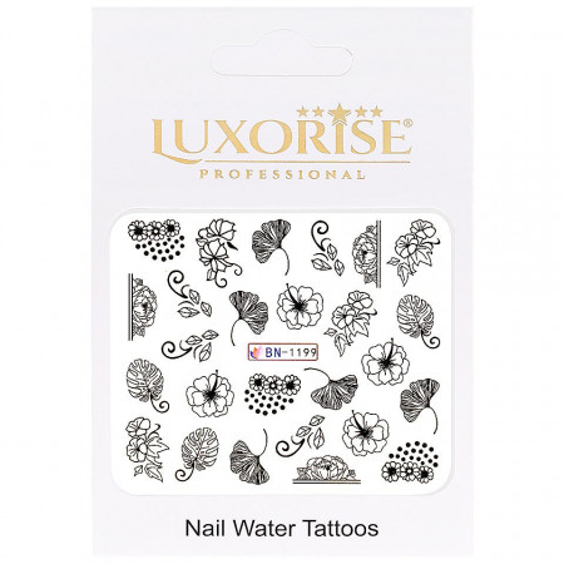 Poze Tatuaj unghii Fantasy BN-1199, LUXORISE