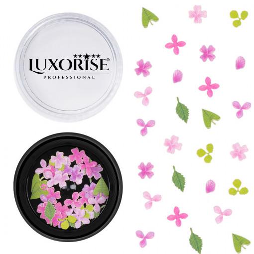 Poze Decoratiuni Unghii Nail Art Flower Goddess, LUXORISE