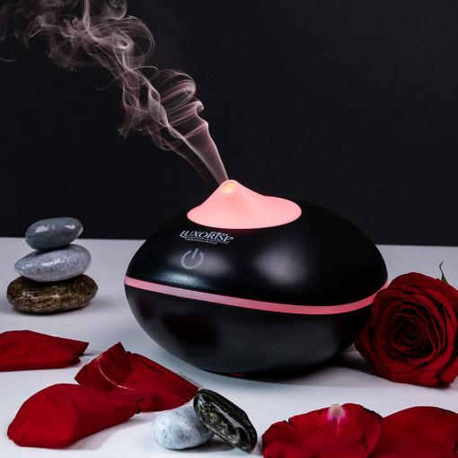 Poze Difuzor Aromaterapie pentru Uleiuri Esentiale PURE VIBES, LUXORISE, Black