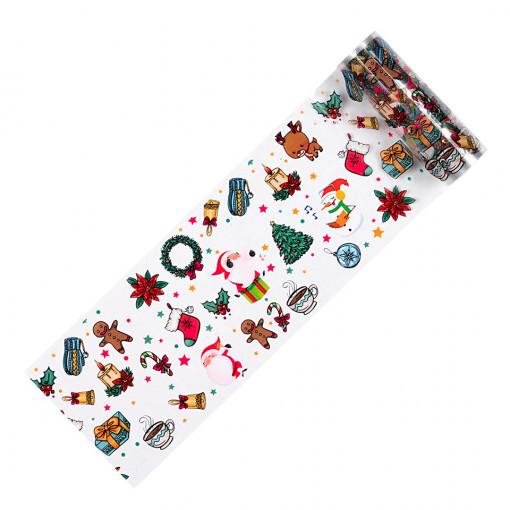 Poze Folie Transfer LUXORISE #350 Christmassy