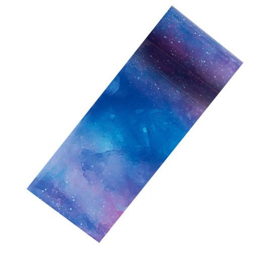Poze Folie Transfer Unghii LUXORISE Galaxy #331