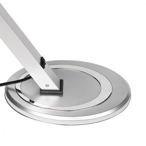 Poze Lampa de Masa LUXORISE cu LED Profesionala, Silver