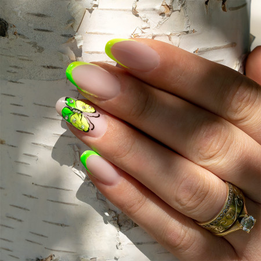 Poze Oja Semipermanenta Neon Glow SensoPRO Delicious Lemon #13, 10ml
