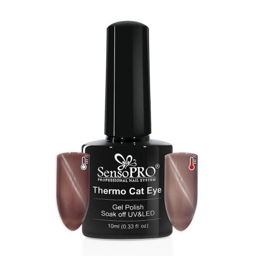 Poze Oja Semipermanenta SensoPRO Thermo Cat Eye #11, 10 ml