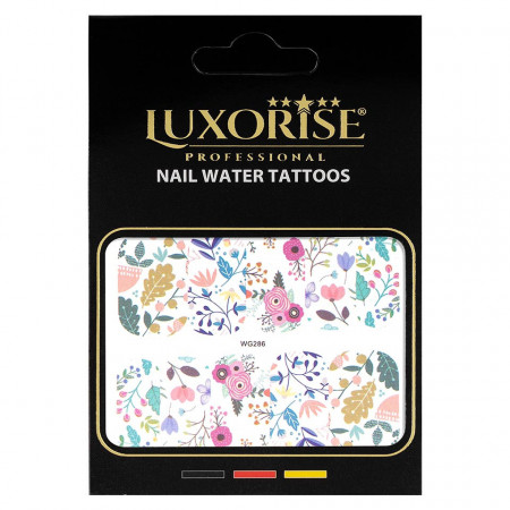 Poze Tatuaj unghii Nature WG286, LUXORISE