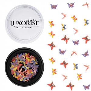 Decoratiuni Unghii Nail Art Butterfly Symphony, LUXORISE