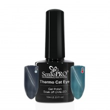 Oja Semipermanenta SensoPRO Thermo Cat Eye #12, 10 ml