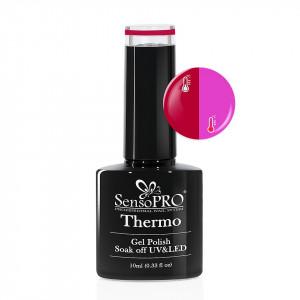 Oja Semipermanenta Termica SensoPRO Punch #015, 10ml