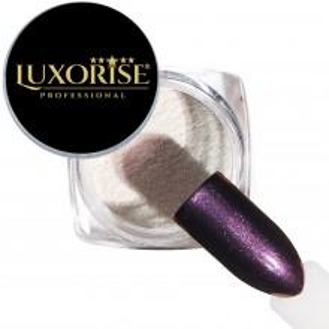 Pigment Unghii LUXORISE Chrome #48 cu aplicator