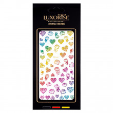 Sticker Unghii Lovely DP2021, LUXORISE