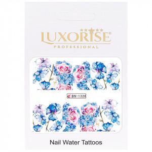 Tatuaj unghii Nature BN-1320, LUXORISE