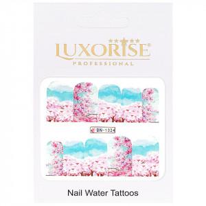 Tatuaj Unghii Nature BN-1324, LUXORISE